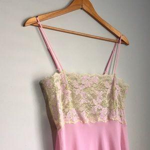 Victoria Secret Romantic Slip Long Gown